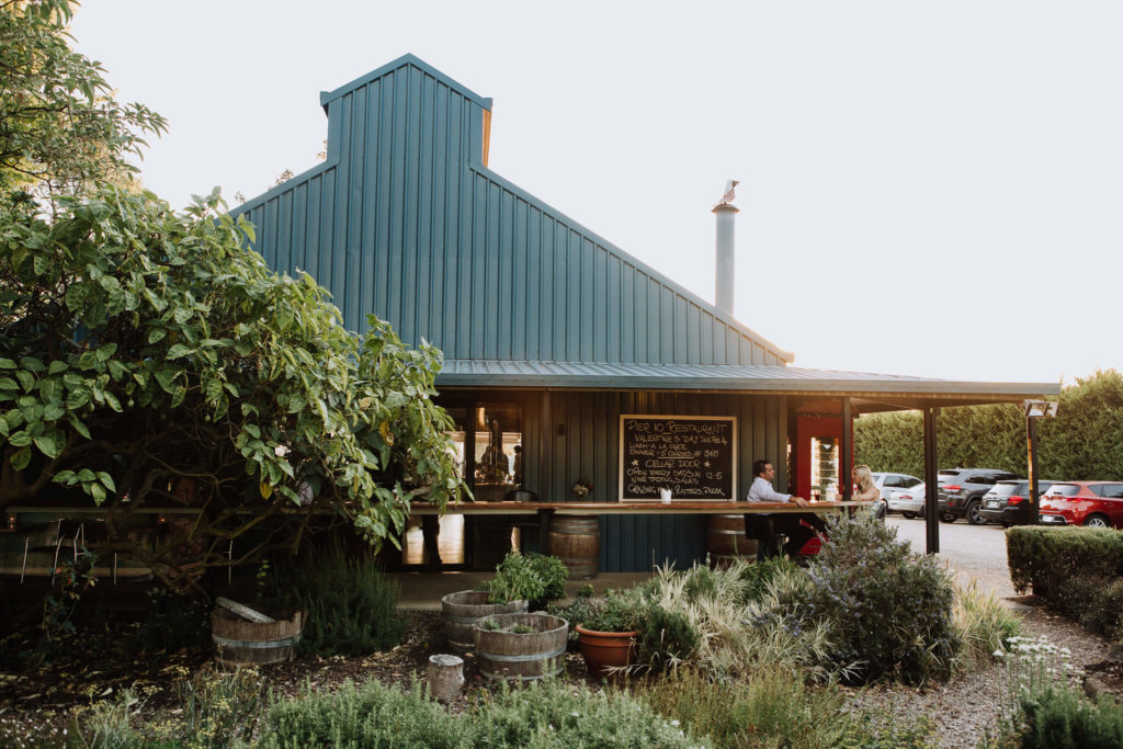 The Shoreham Vineyard and Cellar Door