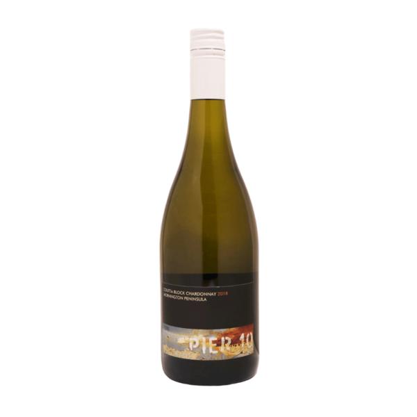 Pier 10 wine Coutta Chardonnay 2018