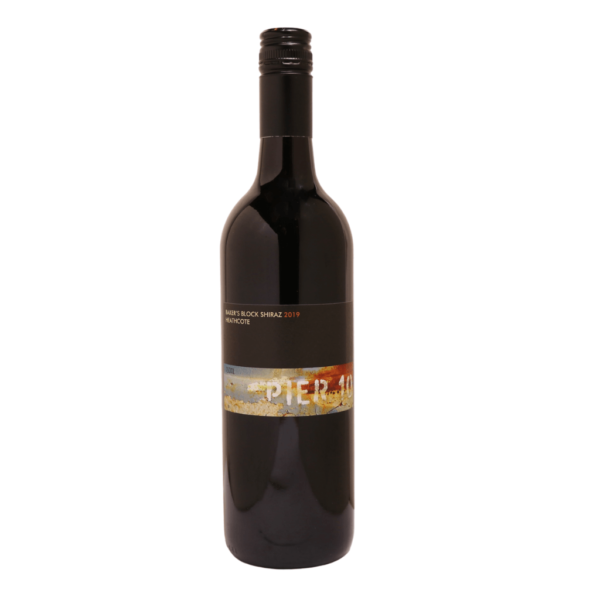 Pier 10 Bakers Block Shiraz wine