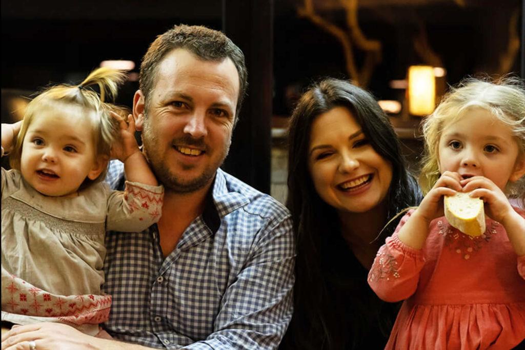 Baker Family Pier 10 - Renee and Stuart Baker